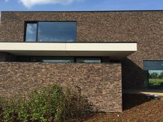nieuwbouwwoning te Geraardsbergen gevelsteen De Saegher,  Wijngaard 11