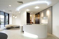 Manchester Airport Group CAT A & CAT B #DesignFitOut, #Refurbishment, #Workplace Manchester Airport, Reception Desks, Refurbishment, Workplace, Bathtub, Group, Cat, Projects, Restoration