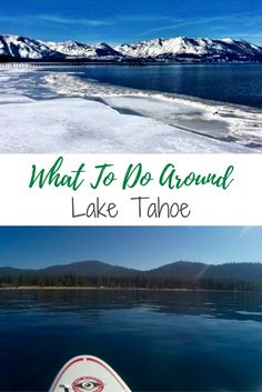 Looking for things to do in Lake Tahoe, California & Nevada? Take a look at the best places to stay, things to eat and adventures to try all year round.