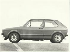 Volkswagen Golf GTI - 1976