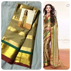 """Weekend saree sale"" Pls call/whatsapp +919600639563. Code: ddc olvgrn Price: 2799/- Material: Soft cotton. For booking and further details pls call or whatsapp us at +919600639563. Happy shopping y'all :) Be Beautiful :)"