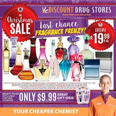 Discount Drug Stores Catalogue 6 - 25 December 2016 - http://olcatalogue.com/dds/discount-drug-stores-catalogue.html
