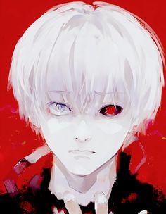 """ Tokyo Ghoul √A: ED card """