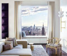 Келли Бехан (Kelly Behun): 92-й этаж Нью-Йорка