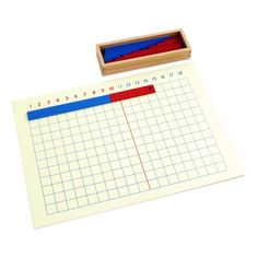 Addition Strip Board  from Montessori Outlet
