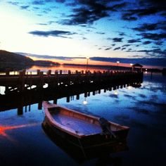 Floating on clouds... Northport, NY Photo by April Hughes Kaufman