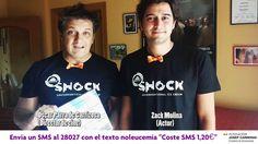 Del 1 al 15 de octubre de 2014, #LanzaUnBesoPor la Fundación Josep Carreras. Si quieres colaborar, sólo has de mandar un SMS con el texto 'NoLeucemia' al número 28027 (coste 1,20€), y donarás el coste íntegro del mismo a la Fundación. Además, si nos enseñas el SMS de vuelta podrás disfrutar en nuestras heladerías de un Alberto Moka Blanco por sólo 1 €. Óscar Parra y Zack Molina nos envían su mensaje www.valencianashock.com