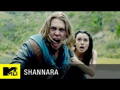 THE SHANNARA CHRONICLES, based on the series by Terry Brooks   The Shannara Chronicles Trailer: MTV Fantasy Debuts In January   Deadline 8.30.15