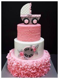 Beau gâteau.