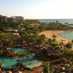 Hawaii is fun. I love the way it somehow smells like heaven!
