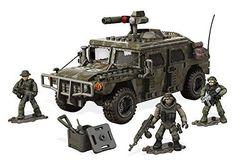 Mega Bloks Building Sets Call of Duty Armored Vehicle Charge Boy Gift Ideas NEW #MegaBloks