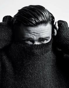 Justin Timberlake by Hedi Slimane for NY Times T Style Men's Fall Fashion 2013 | The Fashionography