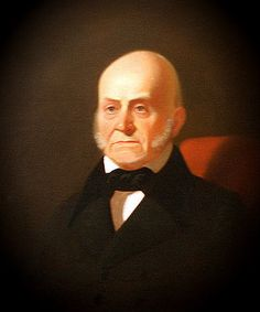 6th President John Quincy Adams   He was the first president to have his picture taking before becoming president.