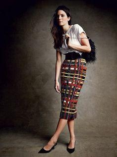 Kendall Jenner for VOGUE magazine