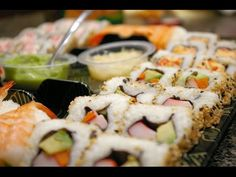 Como hacer Sushi? (en español) - YouTube