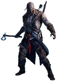Assassin's Creed III Art & Pictures  Connor Kenway / Ratohnhaké:ton