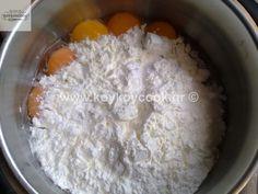 ΠΑΣΤΕΛ ΝΤΕ ΝΑΤΑ (Pastel de nata) – Koykoycook Grains, Rice, Cheese, Food, Essen, Meals, Seeds, Yemek, Laughter