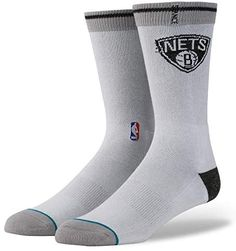 Find the latest Stance Socks Men's clothing, fashion & more at DrJays. Shopping World, Online Shopping Stores, Nba Merchandise, Stance Socks, Nba Store, Brooklyn Nets, Find Man, Sports Logo, Crew Socks