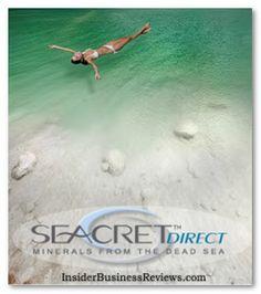 Get the benefits of the Dead Sea  http://beta.seacretdirect.com/KT68/en/us/