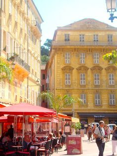 Nice France, Nizza, restaurants in Nice, French Riviera, Mediterranean food
