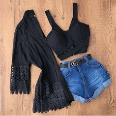Best Cute Fall Outfits Part 23 Really Cute Outfits, Cute Comfy Outfits, Cute Casual Outfits, Cute Summer Outfits, Stylish Outfits, Teenage Outfits, Teen Fashion Outfits, Mode Outfits, Cute Fashion