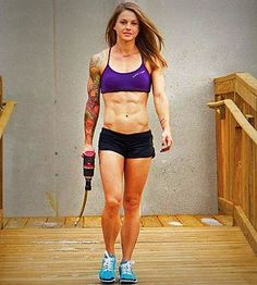 I guess everyone is much familiar with the name Christmas Abbott and people are impressed by her physique specifically her workout. I got ma. Christmas Abbott, Fitness Inspiration, Crossfit Inspiration, Style Inspiration, Crossfit Girls, Crossfit Diet, Crossfit Baby, Crossfit Chicks, Crossfit Athletes
