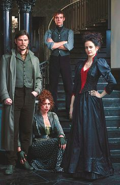 11 Best Pennydreadful Images Penny Dreadfull Victorian American