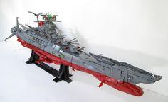 Best LEGO Yamato ever