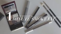 PureWow Presents: Tina Turnbow's One-Minute Smoky Eye