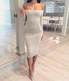 Mara Suede Dress