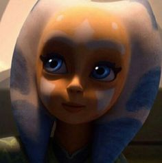 Star Wars baby Ahsoka