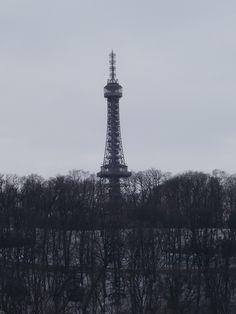 Petrin Tower, Czech Praha, Paris Skyline, Tower, Building, Travel, Rook, Viajes, Computer Case, Buildings