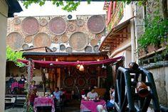The Caravan, Tashkent, Uzbekistan  --- We ate there a few times