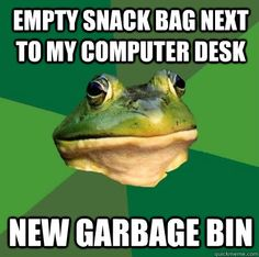 new garbage bin