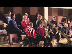 Glee-Let Me Love You