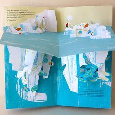 Océano - pop-up book by Anouck Boisrobert & Louis Rigaud