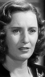 Barbara Stanwyck: A Woman of Brilliance — mariedeflor: When Barbara has to cry in a scene...
