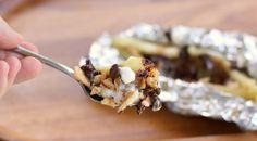 Grilled Chocolate Banana Melts – Food Recipes