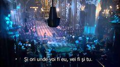 Sarah Brightman Allessandro Safina ~ Sarai Qui - Vei fi aici (traducere ...
