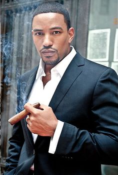 Laz Alonso.  More suits, style and fashion for men @ http://www.zeusfactor.com