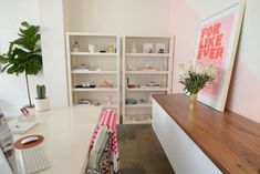 Our Office Reveal | Cupcakes & Cashmere