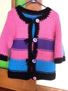 Beautiful colourful jacket for sale in Etsy Mandala Me shop