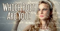 Which Poet Are You?