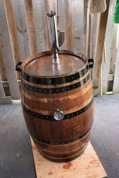 Homemade Smoker Barrel Bbq Grill - Homemade smoker barrel , homemade smoker how to build, homem - Home Smoker, Diy Smoker, Best Smoker, Barrel Bbq, Barrel Smoker, Barbecue, Bbq Grill, Homemade Smoker Plans, Smoker Recipes