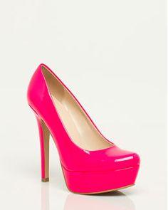 Le Chateau...shoegasm.  I need need these shoes!