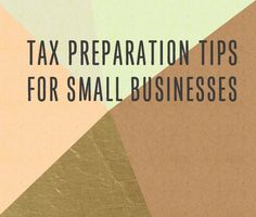 Preparing to file your taxes can be a huge pain, but it doesn't have to be. Twenty dollars and a little planning can make all of the difference. If you are working for your self this is for you. I have two small business that I run from home , which lets me maximize my …