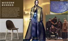 WGSN AW17/18 Trend Themes