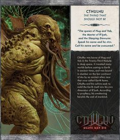 "stoltzy: ""The five Elder Ones featured in the recently Kickstarted game Cthulhu: Death May Die. Art by Adrian Smith "" Cthulhu Art, Call Of Cthulhu Rpg, Lovecraft Cthulhu, Hp Lovecraft Necronomicon, Arte Horror, Horror Art, Eldritch Horror, Lovecraftian Horror, Dnd Monsters"