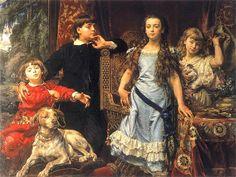 CHILDREN, BY JAN MATEJKO