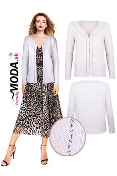 Elegantné pletené sako Polyvore, Image, Fashion, Moda, La Mode, Fasion, Fashion Models, Trendy Fashion